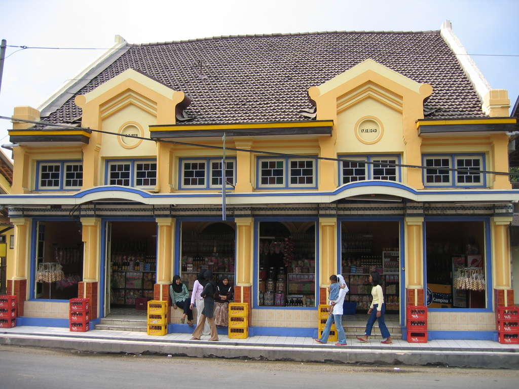 Candy shop in Parahyangan